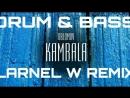 Oblomov Kambala LARNEL W DRUM BASS REMIX