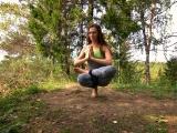 Йога на природе, Молебка