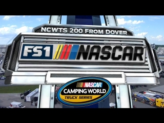 2017 NASCAR Camping World Truck Series - Round 06 - Dover 200