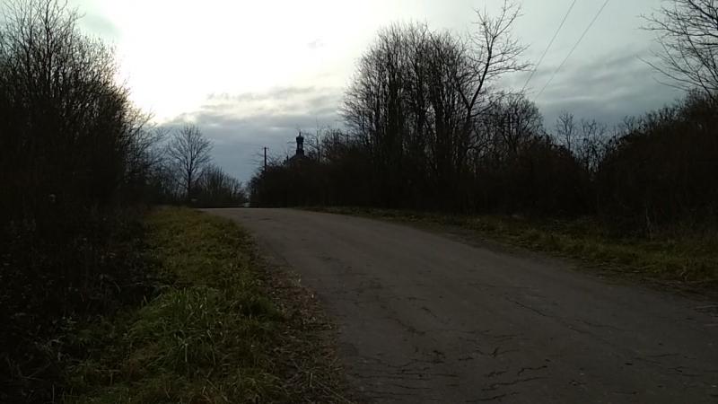 церковь у деревни Клюкошицы