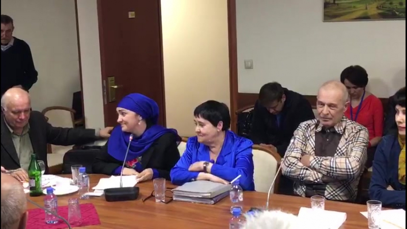 Встреча профессора Неумывакина И.П. с президентом Nature Gift Шамановой Г.С.