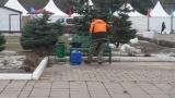 вот так готовятся к приезду губернатора в Одинцово