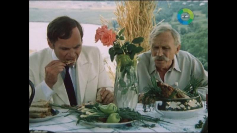 «Скакал казак через долину» (1986) - драма, реж. Виталий Кольцов