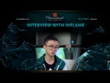 Interview with Inflame, The International 2017 (RU Subs)