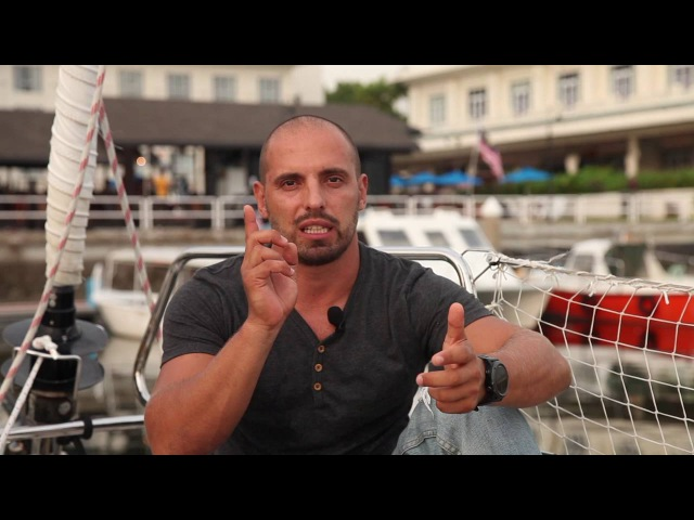 Трейлер канала кругосветного путешествия Сергея Германа на яхте MUSHU