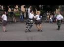 Фестиваль Живые улицы , шотландский танец Reel of Tulloch
