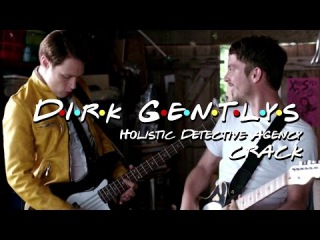 Dirk Gently's Holistic Detective Agency CRACK