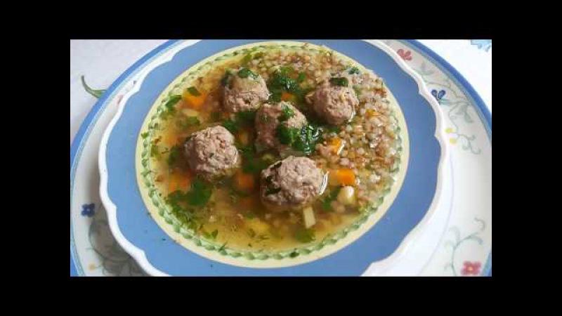 Гречневый суп Как я люблю свою посудомоечную машинку Как я содержу свою кухню в чистоте