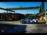 BMW i8 | Black di Forza BM14 | Savini Wheels | Butler Tires and Wheels