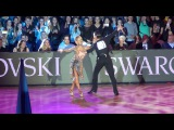 Armen Tsaturyan - Svetlana Gudyno | Moscow GS LAT 2017 | Final Samba