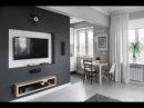 Две квартиры в Москве Серый цвет впечатляет