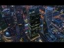 4К drone Москва Сити Moscow City с квадрокоптера