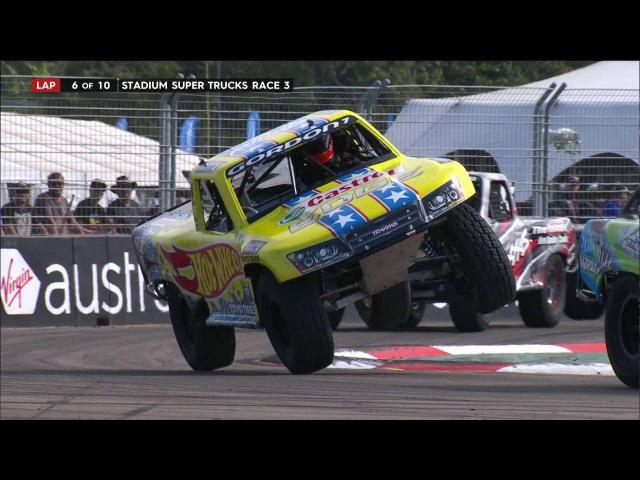 2016 Townsville Race 3 Stadium SUPER Trucks