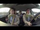 Thêm một clip hát nhép trong ô tô khiến người xem không thể nhịn được cười