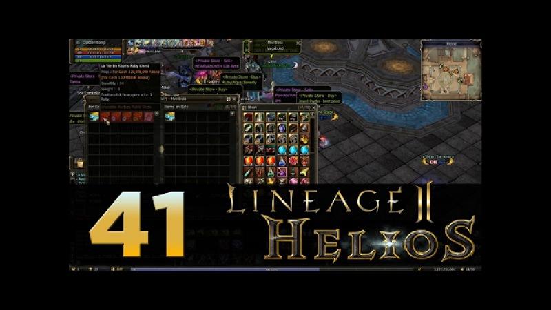 Lineage 2: Helios - Episode 41 - La Vie En Roses Elegant Brooch Event