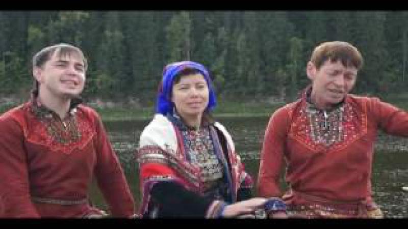 Mari folk song: Olyan gyna - Zarechkih, Trifonova, Matveev