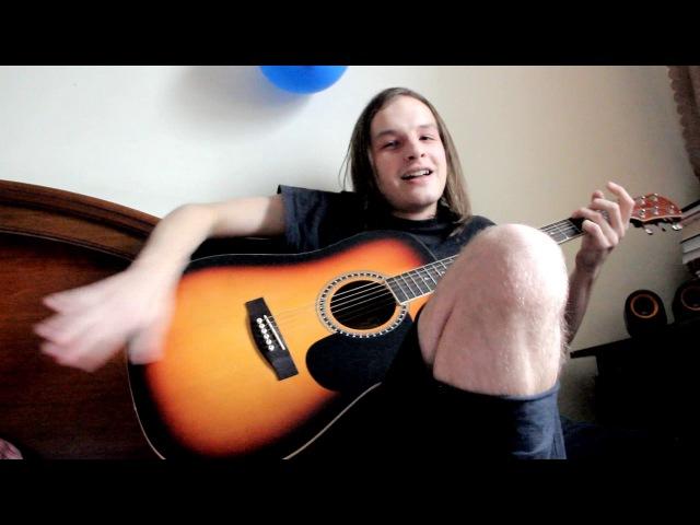 Хуй гавно и НУМА НУМА ЕЙ)   Dragostea Din Tei Percussion Guitar cover (хуй гавно и муравей)