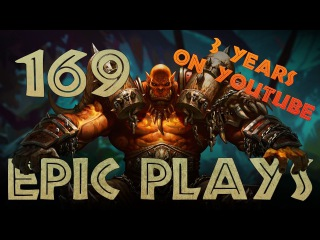 Epic Hearthstone Plays #169 + 3 years on Youtube