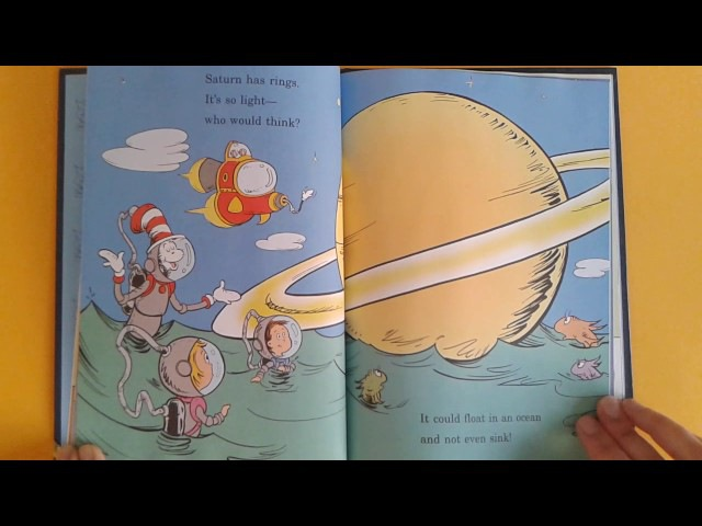 There's No Place Like Space The Cat in the Hat Story