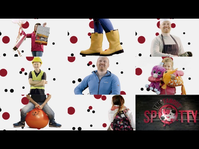 The Spotty Bag Shop TV AD 2017