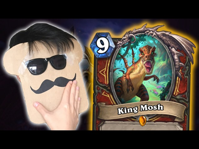 [Hearthstone] 8 NEW INTERACTIONS from Journey to UnGoro (King Mosh, Time Warp, Swamp King Dred)