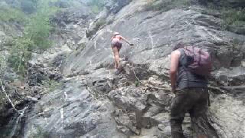 Горный Алтай, Кату Ярык, Гейзеровое озеро, Водопад Учар