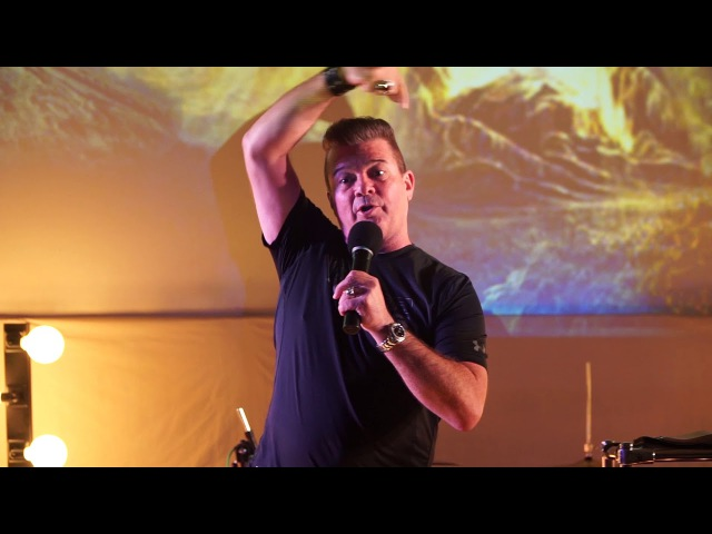 Джефф Дженсен. Сверхъестественное Царство, часть 1. Октябрь 2017