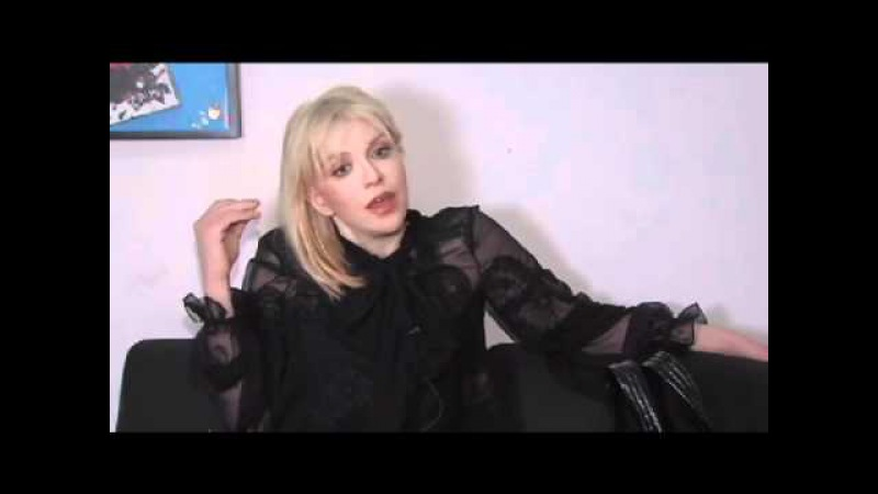 Courtney Love interview part 2 (OWF 2010)