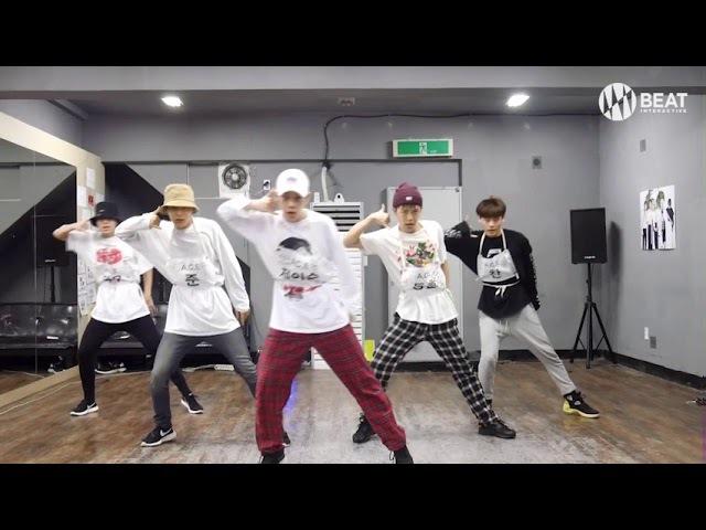 A.C.E(에이스) - Callin Dance practice (방송용 ver.)