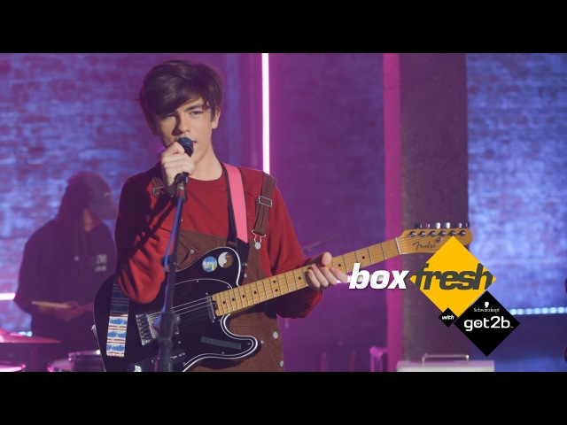 Declan McKenna - Hold Up (Beyonce cover) | Box Fresh with got2b