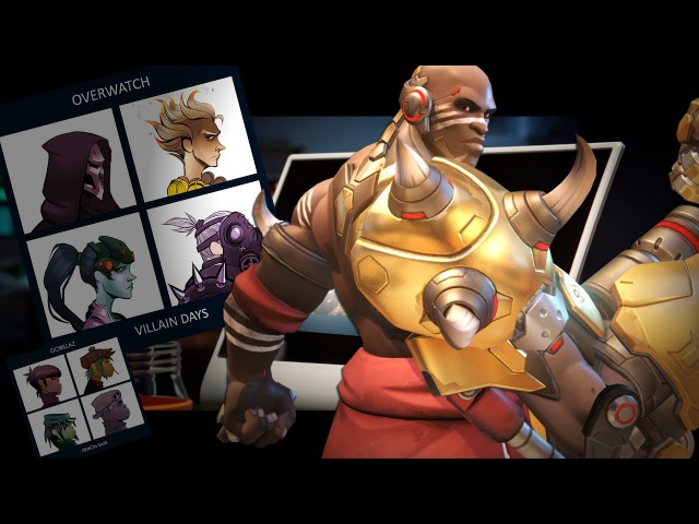 Overwatch Song | Doomfist「Gorillaz - Feel Good Inc Parody」 ♪