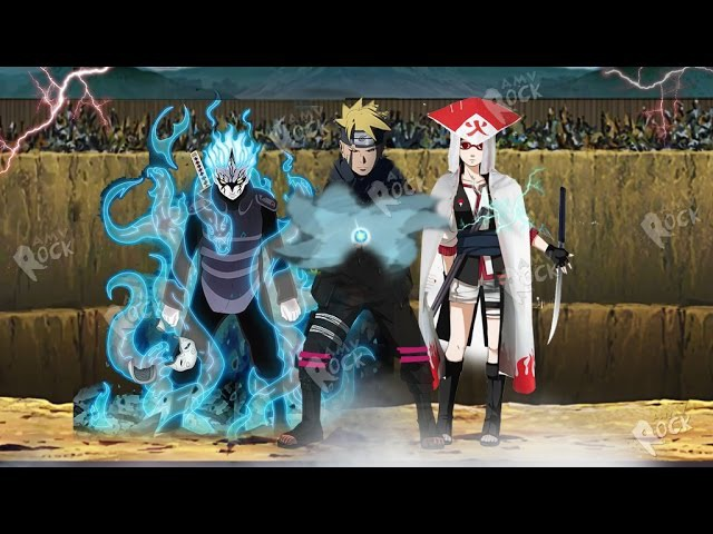 Boruto Naruto Next Generations「AMV」 Save me HD