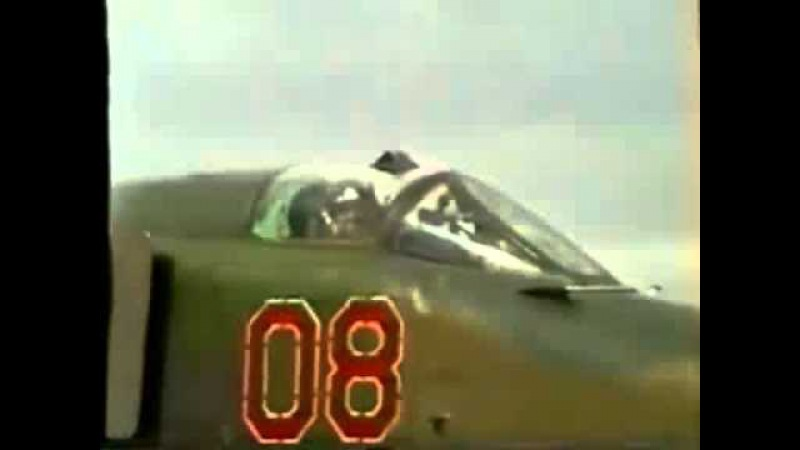 372 й АПИБ МиГ 27 покидают Лоцики 1993 часть 3