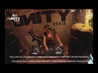 Miss Hysteria Live at UNITY RADIO April 2016