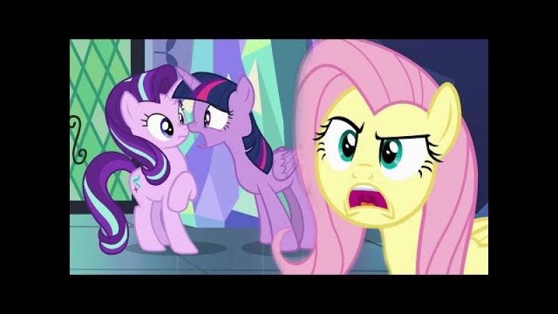 Пони сезон 7, серия 14 - Твайлайт, Старлайт и остальные становятся популярными Fame ...