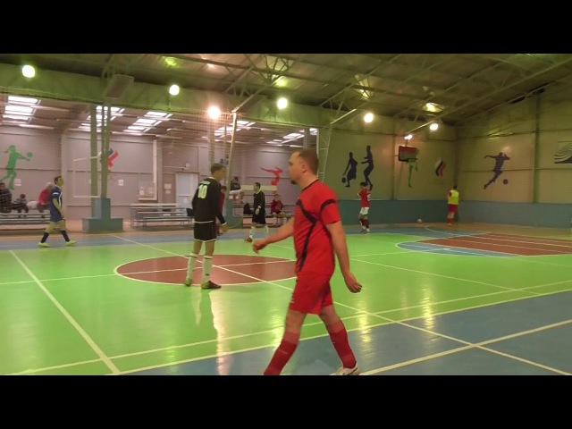 ФК «Бавария Светлое» ФК «Серп и молот» 1 тайм