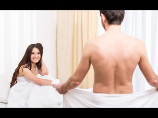 Правила секса с мужчиной, у которого действительно большой пенис
