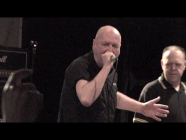 COCK SPARRER at Warsaw, April 11, 2015 Greenpoint Brooklyn, Scenic Presents on Vimeo