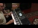Александр Жеменюк синтезатор Yamaha Psr S970 Григорий Лепс и Ани Лорак-Зеркала