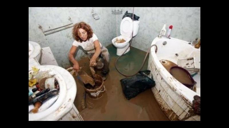 Приколы про сантехников