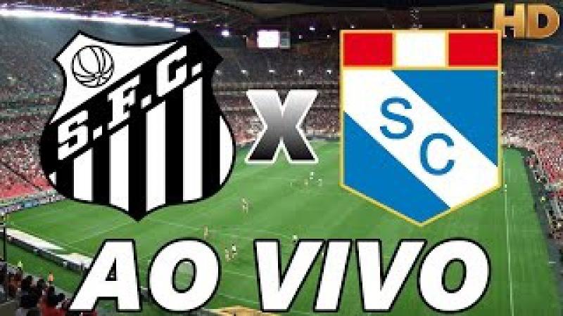 Assistir Santos x Sporting Cristal Ao Vivo