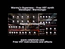Warmy's Supersaw - Free VST synth - vstplanet