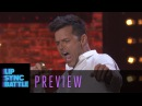 Ricky Martin Hones a Young Tom Cruise in Old Time Rock and Roll Lip Sync Battle