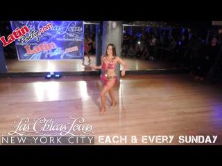 Shani Talmor - Las Chicas Locas - LatinParty.com