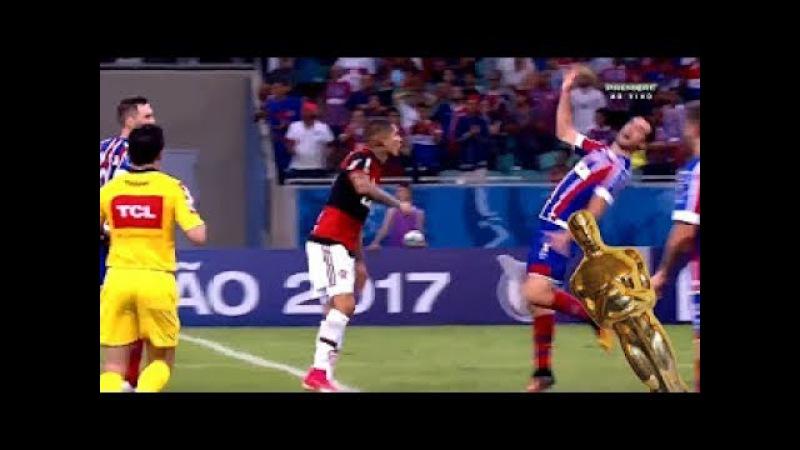Olha a simulação desse jogador do Bahia 'Lucas Fonseca'
