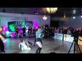 Настя Яворская - джаз-фанк1/ Киев, Life in dance/2016