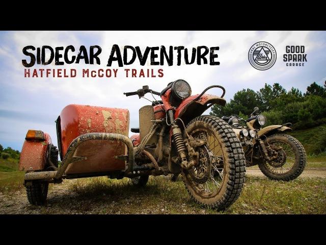 Adventuring on the Hatfield McCoy Trails