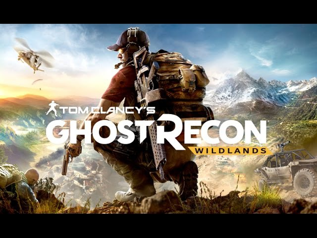 Фильм GHOST RECON WILDLANDS (полный игрофильм, весь сюжет) [60fps, 1080p]