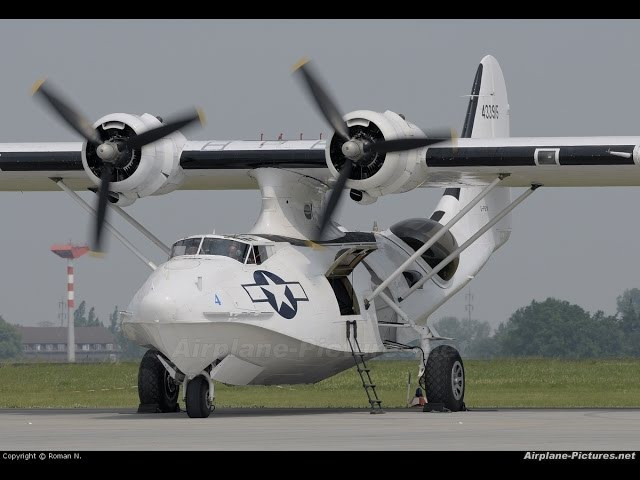 Great Planes | Catalina Pby | Documentary