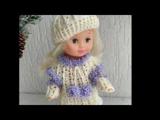 Вязание крючком для кукол